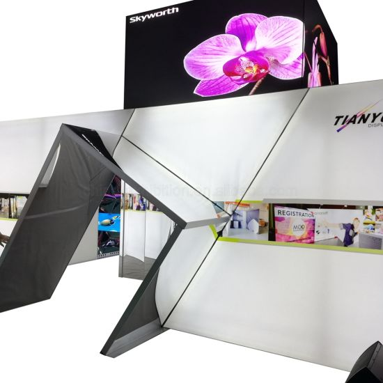 Cubierta de pantalla LED P2.81 ​​pantalla a todo color paneles 496 * 496mm Video Wall